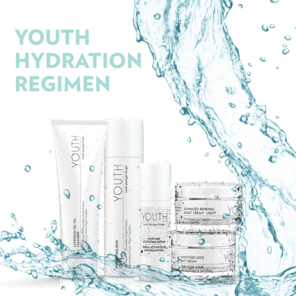 Hydration Regimen Product Image with Name+
